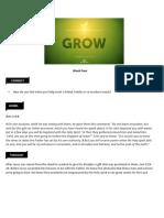 Week-Four-Grow