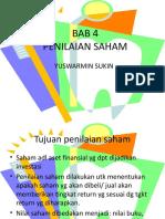 BAB4 PENILAIAN-SAHAM-1