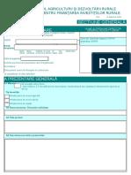 Cerere Finantare - corespondent sM 4.3 irigatii.doc