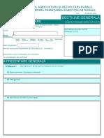 Cerere Finantare - corespondent sM6.1
