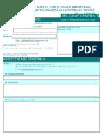Cerere Finantare - corespondent sM6.2