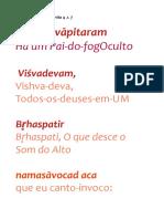 Candas - (Vidiá 1) - Atharva(D)eva e parte 1 do namá a Vac (1).pdf