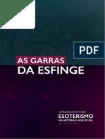As Garras Da Esfinge Olavo de Carvalho