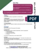 Digital Toolkit Website Specification Development Plan