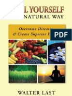 Heal Yourself-The Natural Way