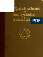Life Symbols as Related to Sex Symbolism 1924 by Elisabeth Goldsmith