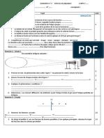 Controle 2-2eme Semestre -2 Annee Inter Mod1 (Www.pc1.Ma)