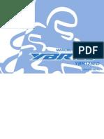 Yamaha YBR 125 ED - Manual do Proprietário