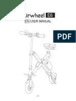 Airwheel_E_series_user_manual