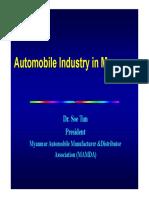 Automobile-Industry-in-Myanmar