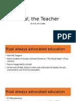 (13) Rizal the Teacher (2).pptx