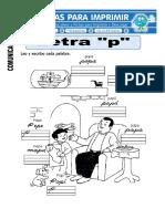 Ficha-de-La-Letra-P-para-Primero-de-Primaria