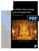 The History of Maha Muni Image[1]
