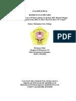 HIV Analisis Jurnal Intervensi Mengurangi Stigma ODHA)