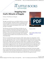 The Bride Is Stepping into God's Miracle of Supply - Ernest Angley (1993)