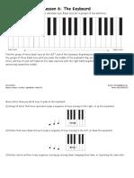 L6 - The Keyboard