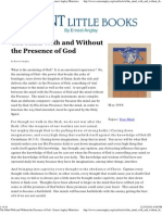 The Mind With and Without the Presence of God - Ernest Angley (1986)