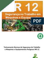 NR 12 TREINAMENTO