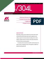 304 304L Data Bulletin