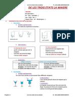 cours 8 - LES ETATS PHYSIQUES DE LA MATIERE (www.pc1.ma)