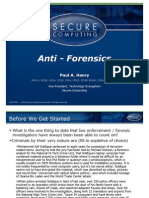 Tuesday Keynote - Anti-Forensics - Henry[1]