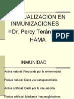 Actualizacion en inmunizaciones 2006