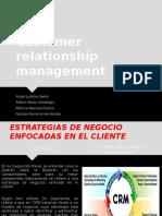 Presentación ESTRATEGIAS DE NEGOCIOS ENFOCADOS EN EL CLIENTE