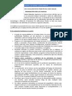 5ºPrimaria. Información Sobre evaluación para familias