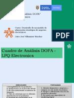 Presentacion ANALISIS DOFA LPQ