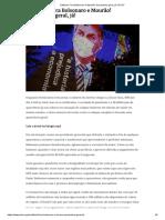 Editorial_ Fora Bolsonaro e Mourão! Quarentena geral, já! _ PSTU