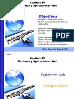 Sistemas y Aplicaciones web
