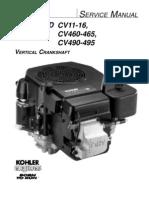 Engine Workshop Manual CV490