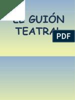 EL GUIÓN TEATRAL