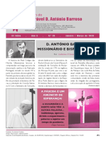 Boletim Barroso XXIX