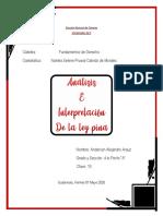 Resolución de casos Ley PINA Guatemala 2020