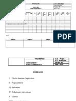 Annexe 06- Maîtrise des enregistrements