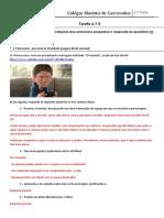 Ficha 4_Compreensão do oral e leitura e interpretação - Correção.pdf