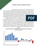 Vulnerabilidad Económica - Laboral y Financiera Ante Covid-19