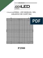 manual castellano ledstudio