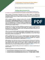 IIIT-SriCity-Recruitment-AssistantAssociate-Professor-Oct2019-Instructions-FV