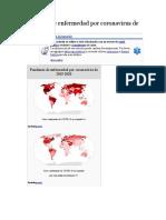 Pandemia de enfermedad por coronavirus de 2020