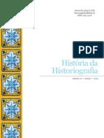 Revista História da Historiografia Número 02