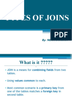 Types of Joins
