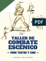 TALLER DE COMBATE ESCÉNICO