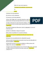 PREGUNTERO DE CIVIL SUCECIONES SIL