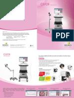 Brochure - Edan C3C6 (Español)