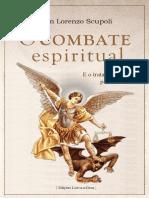 O Combate Espiritual - Dom Lorenzo Scupoli