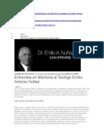 NUÑEZ CASTAÑEDA ANTONIO EMILIO
