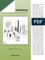 Personas con discapacidad. Políticas integrales de promoción humana - Alejandro Rojo Vivot