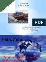 HIDROSFERA_SI_IMPORTANTA_EI_ECONOMICA